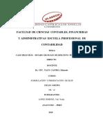 ACT. 13-14  ESTADO DE FLUJO DE EFECTIVO METODO DIRECTO