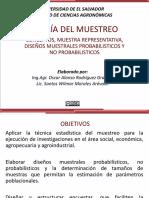 TEMA 7. TEORÍA DEL MUESTREO -OSCAR