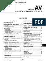 Audio - Bose Audio System Manual (Manual taken from Nissan Juke)