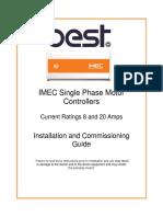 iMEC Single Phase Manual