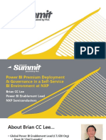 Power BI Premium Deployment and Governance in a Self-service BI Environment at NXP Semiconductors2