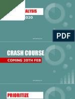 MHT CET 2020 - Detailed Analysis