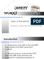 HOW SAFETY WORKS(scaffold erection)2