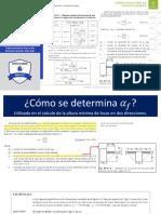 Academia Seproinca Predimensionado de Losa en dos direcciones
