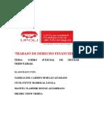 EL COBRO JUDICIAL DE LA DEUDA TRIBUTARIA EN NICARAGUAcorregido