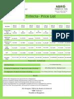 NBR-Trifecta-Price-List