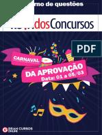 Direito Constituconal - AOCP - PCES