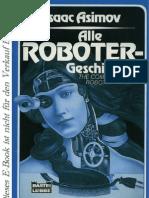 Asimov, Isaac - Alle Robotergeschichten