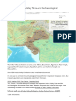 clearias.com-Important Indus Valley Sites and Archaeological Discoveries