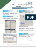 00251 - Exportando Movimentações pelo LavSoft _USUARIO_