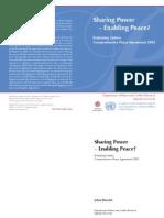 Sharing Power CPA