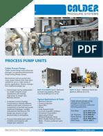 Process Pump Units