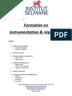 instrumentation___régulation