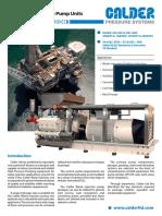 Waste Injection CRI Pump Units