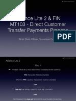 Alliance Lite 2 Procedure v6.0 (2020)