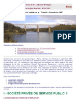 Histoire de la ligne de chemin de fer Morlaix - Roscoff