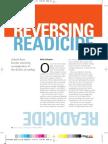 Reversing Readicide