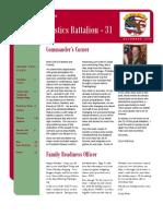 CLB-31 Dec 2010 Newsletter