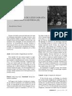 RIESCO CHUECA, Pascual (2020) Notas sueltas de lexicografía histórica leonesa (II) Argutorio