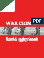 War Crimes Final