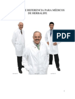 Manual Herbalife Para Medicos- Spanish