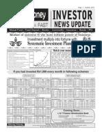 Money Honey Investor News Update iSSUE 3