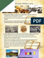 Sistem Sosiopolitik Kerajaan Melayu Lama