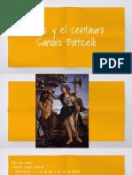 palas  y el centauro.pptx