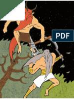Poema de Gilgamesh Comic