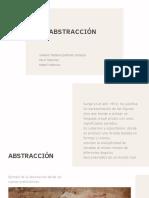 Presentación Abstracción, Historia 1, Universidad del Cauca