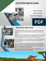REVULOCIÓN MEXICANA.pptx