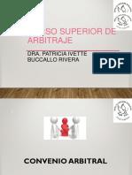 SESION Convenio Arbitral con clausulas patologicas (1)