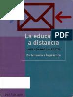 la educacion a distancia
