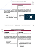Parametros, perfiles, SEP