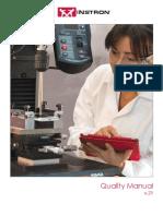 Quality Manual v21