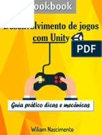 CookBook para desenvolvimento de jogos com Unity