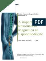 importância da RM na Espondilodiscite_ 2