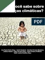 Livro O que você sabe sobre mudanças climáticas