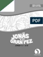 004- JONÁS Y EL GRAN PEZ © Calvary Curriculum
