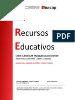Recursos Educativos capitulo 2 Direccion Subir