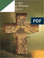 En pos del Milenio - Revolucionarios, milenaristas y anarquistas misticos de la Edad Media - Norman Cohn.pdf
