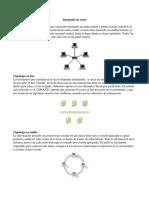 Tipografía de redes
