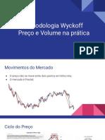 Metodologia Wyckoff   Preço e Volume na prática