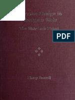 Narrative design in Finnegans W - Burrell, Harry