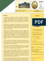 Licuación de gravas en el Perú