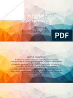 Técnicas y fases para el desarrollo de un proyecto de Investigación
