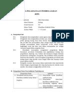 rpp klasifikasi fix.doc