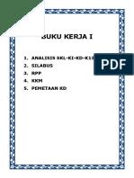 cover BUKU KERJA I.docx