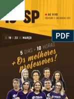 Maratona TJ-SP - Nova Concursos