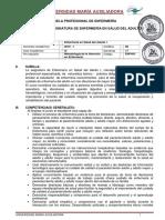 ENF 403 Enf.en Salud del Adulto I